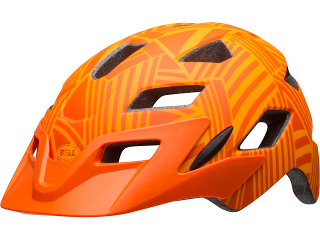 Bell Sidetrack Helmet Kinder matte tango/orange